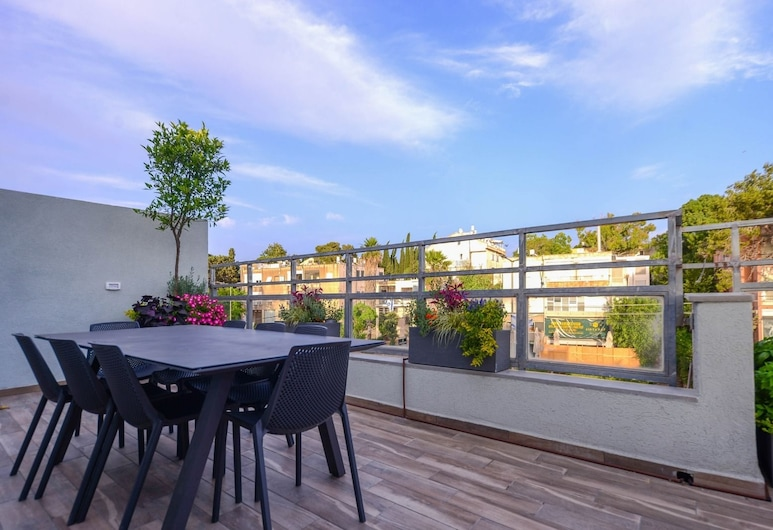 Luxury Suites by Notaly Ariel, Haifa, Luxury Penthouse, Sea View, Balcony