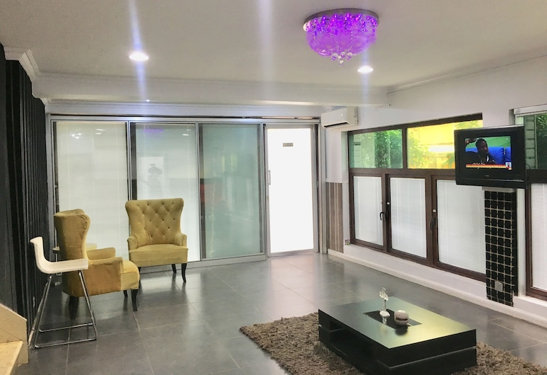 Sese Cottage, Lagos, Soba za goste