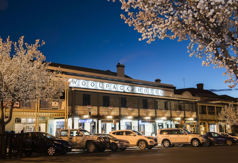 The Woolpack Hotel, Mudgee