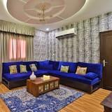 Deluxe Apartment, 1 Bedroom - Bilik Rehat