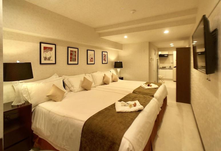 Le Tour Hotel Akihabara-Ekimae, Tokyo, Family Quadruple Room, Non Smoking, Kitchen, Room