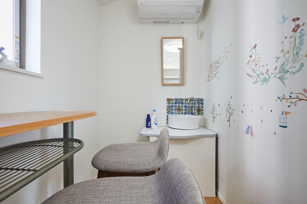 Stadtwohnung, 3Schlafzimmer - Wohnbereich