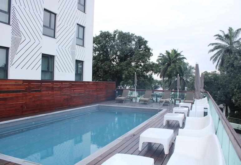 ONOMO Hotel Douala, ดูอาลา, สวน