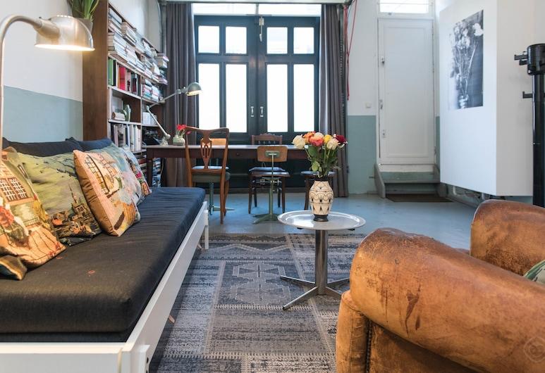 Authentic West Apartment, Benteng Amsterdam, Apartemen Basic, pemandangan kota, Area Keluarga