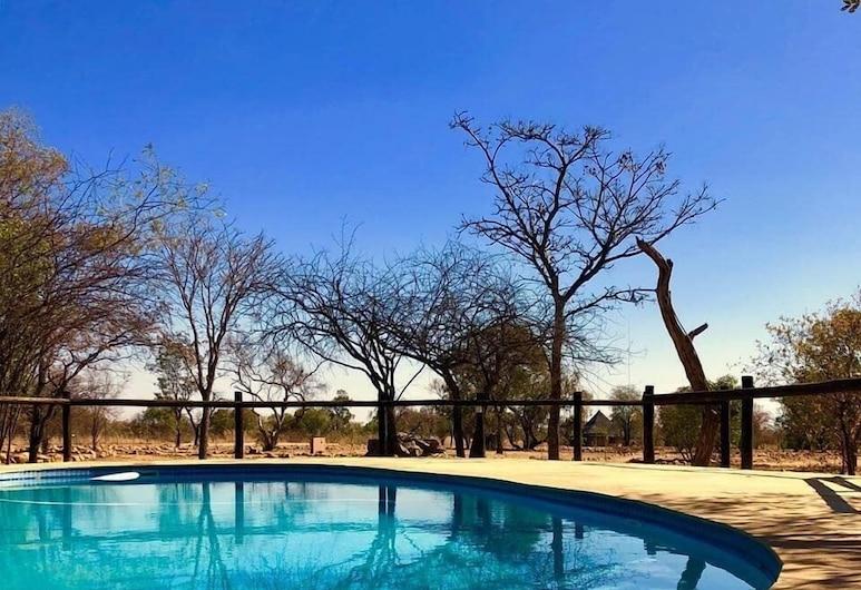 Golden Impalas Bush Resort, Hammanskraal, Outdoor Pool