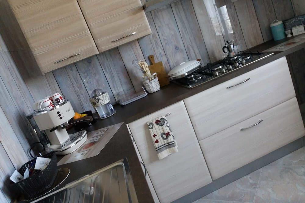 Habitación doble Deluxe, baño privado (balcony) - Cocina compartida