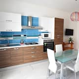 公寓, 1 間臥室, 地面層 (Glicine) - 客廳
