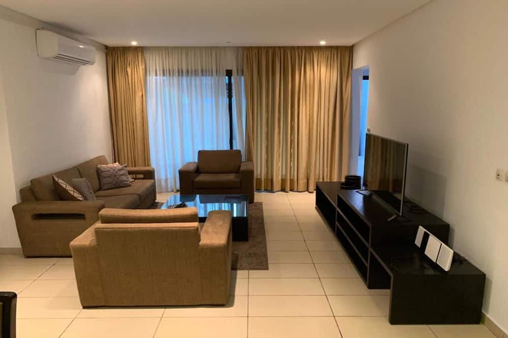 Comfort Villa - Living Area