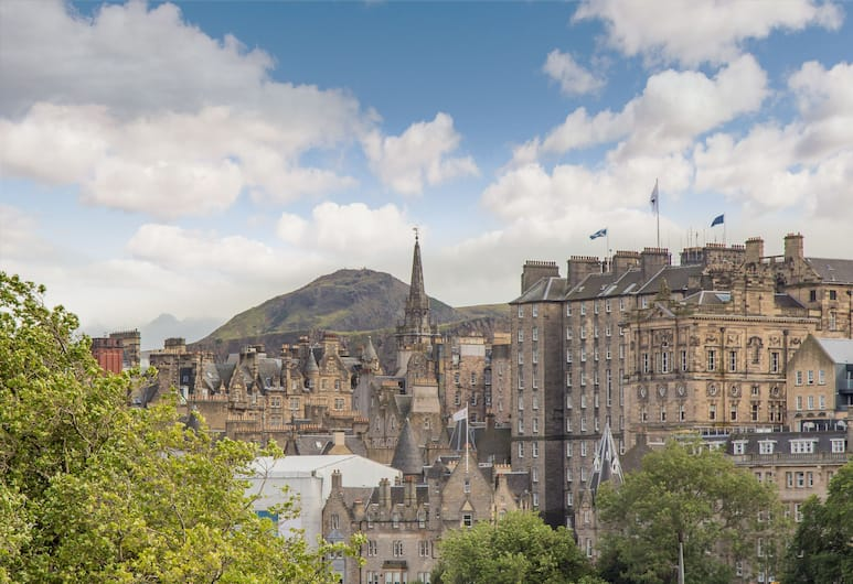 Destiny Scotland Hanover Apartments , Edinburgh, City View