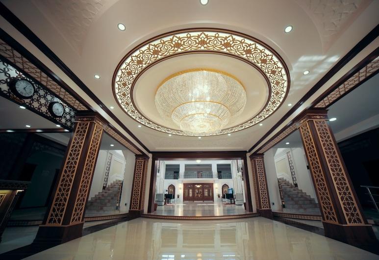 Hotel Erkin Palace, Khiva, Interior Entrance