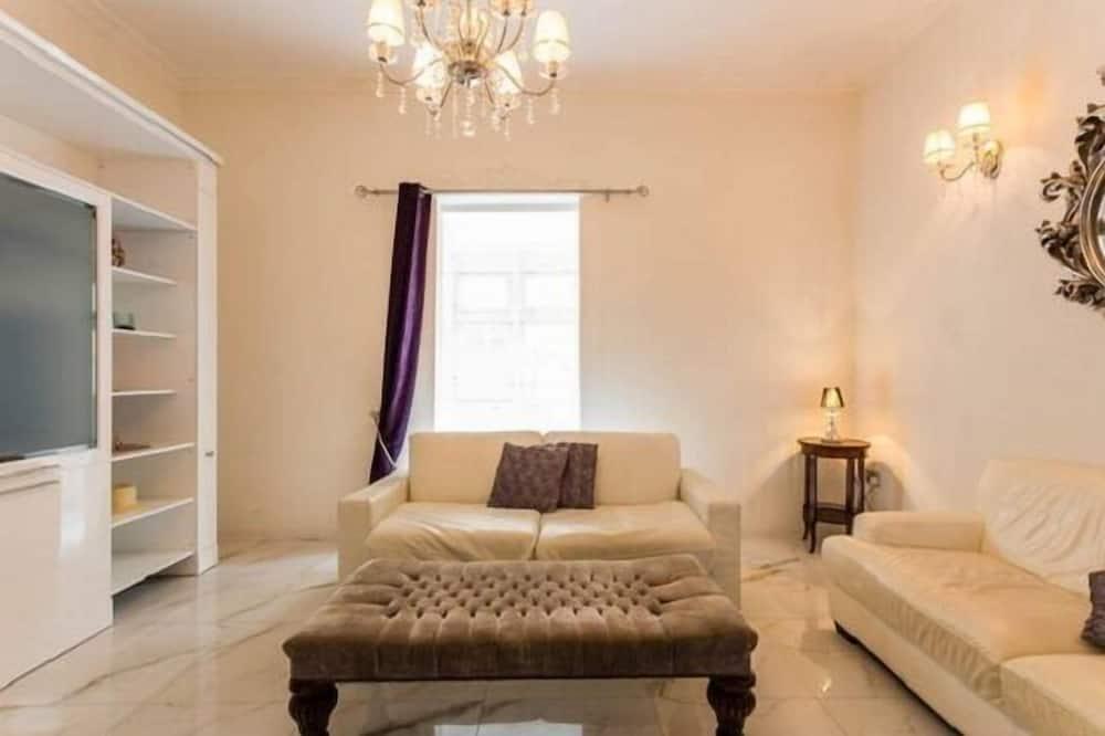 Apartamento, 1 habitación - Sala de estar