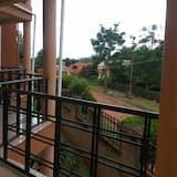Dvokrevetna soba - Pogled s balkona