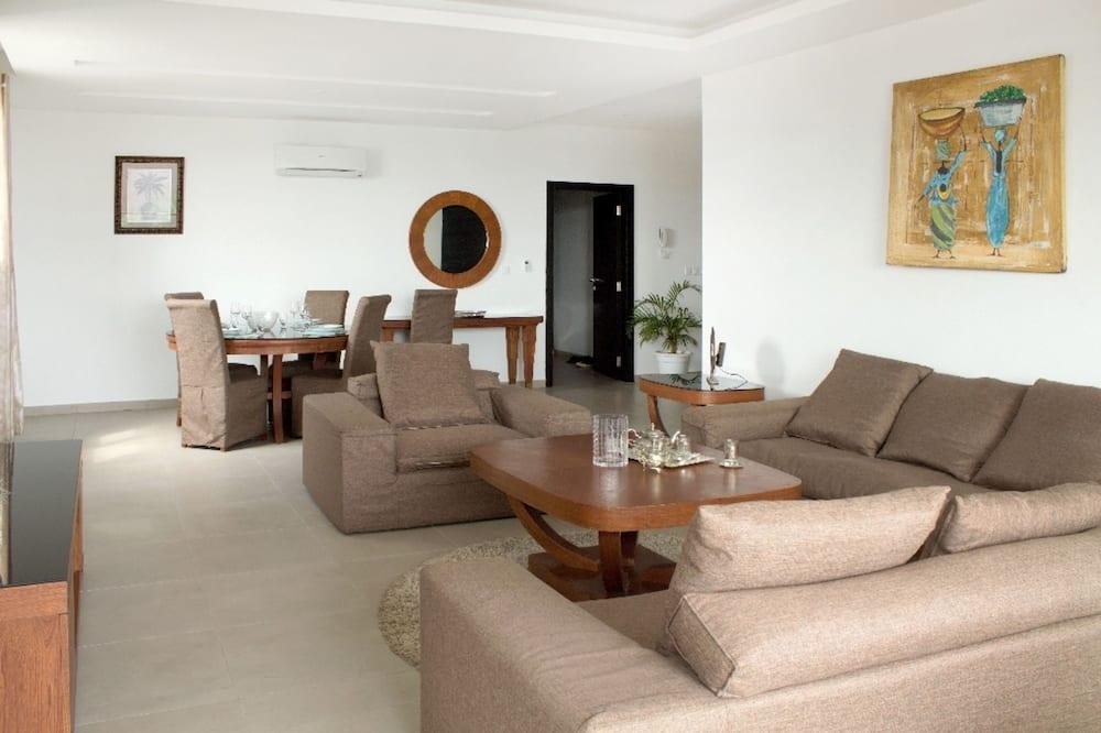 Comfort Villa - Oturma Odası