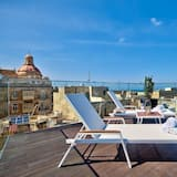 Penthouse, 3 chambres - Terrasse/Patio