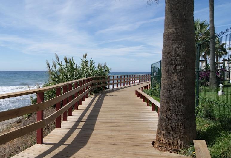 Beachfront, Overlooking the Sea, Air Conditioning, Mijas, Balcony