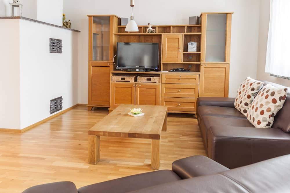 Apartmán, 2 spálne (Waldblick) - Obývačka