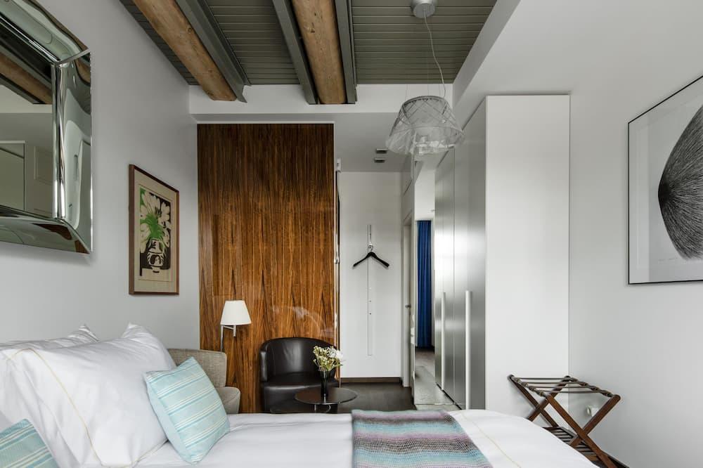 Deluxe Δωμάτιο, Θέα στο Ποτάμι - Περιοχή καθιστικού