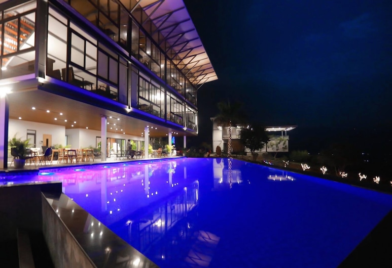 Dragonfly Hotel Nghia Lo, Nghĩa Lộ, Außenpool