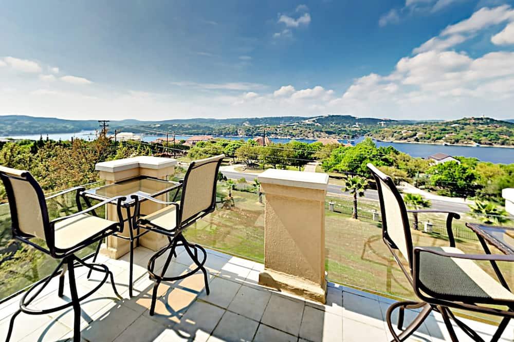 Ferienhaus, 4Schlafzimmer - Balkon