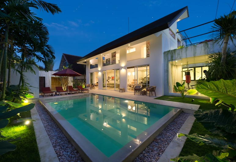 Villa Alina, Seminyak, Family Villa, 4 Bedrooms, Private pool