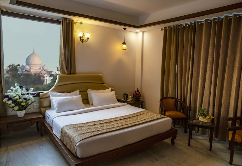Hotel The Agra Grande, Agra, Superior Room, Guest Room
