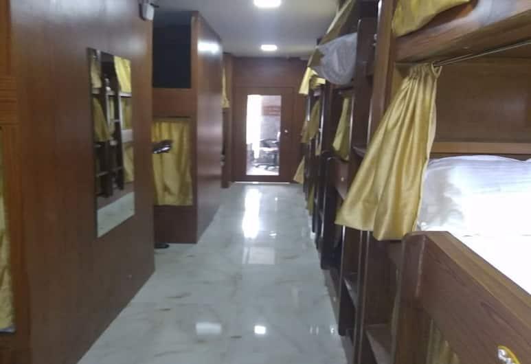 Ahlan Dormitory, Bombay, Basic Ortak Ranzalı Oda, Karma Ranzalı Oda, Oda