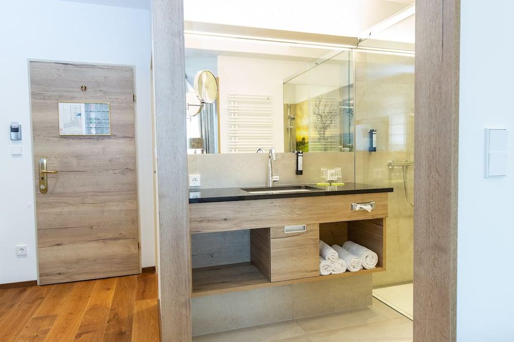 Habitación doble Deluxe de uso individual - Baño