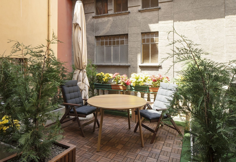 Mitodea - Residenza d' epoca, Bologna, Suite (Atena), Terras