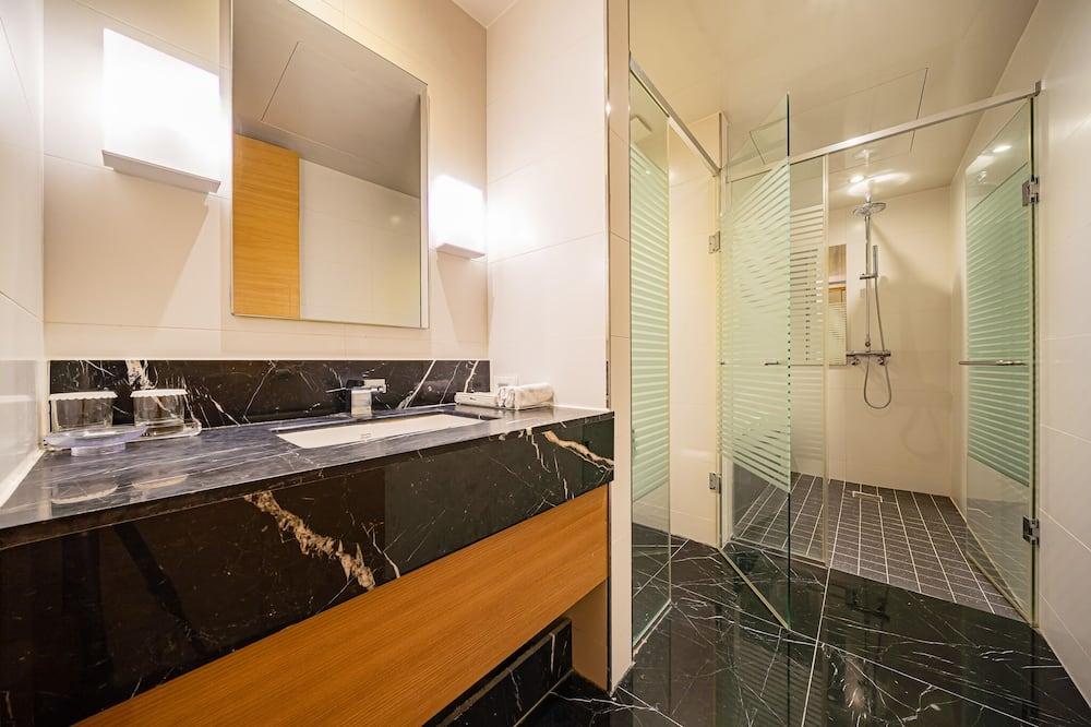 Luxus lakosztály - Fürdőszoba