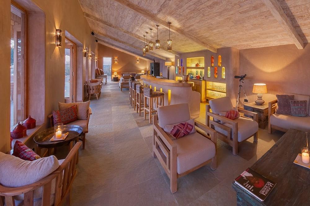 Luxury Tent - Living Area