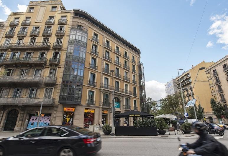 SIBS Aragon, Barcelona, Pohľad na zariadenie