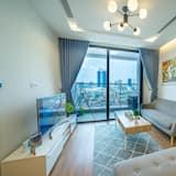 Deluxe apartman, 2 hálószobával - Nappali rész