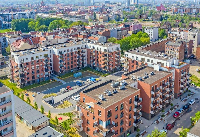 City Center - Dluga Grobla by Apartmore, Gdansk, Depan hartanah