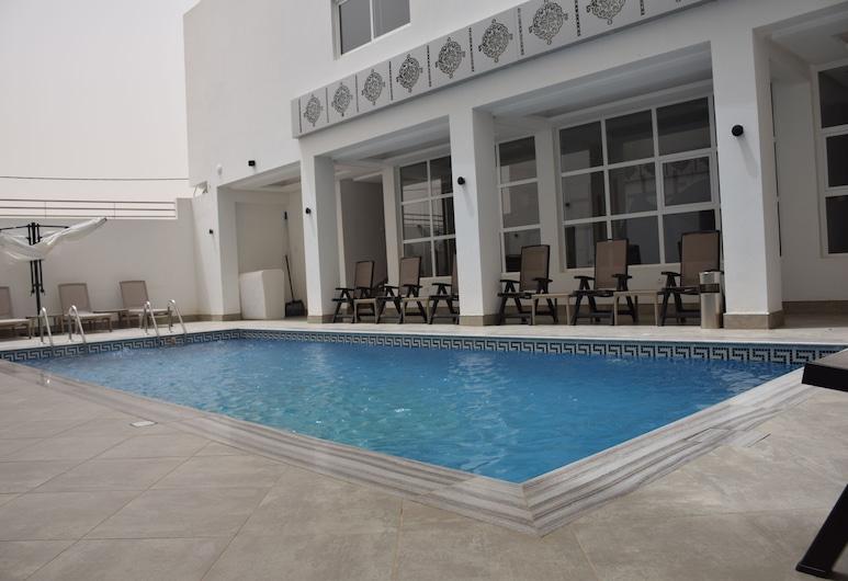 Nouakchott Hotel, Nouakchott, Venkovní bazén