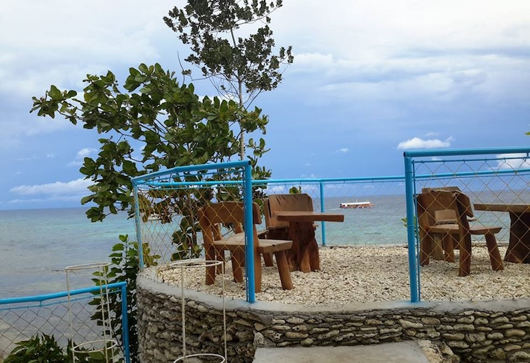 La Isla Bonita Talikud Island Resort, Samal, Restaurante al aire libre