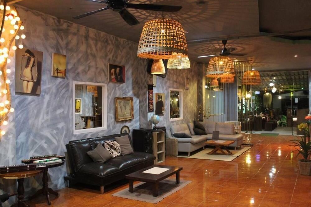 The Cubic Hotel - Hostel, Ko Pha-ngan