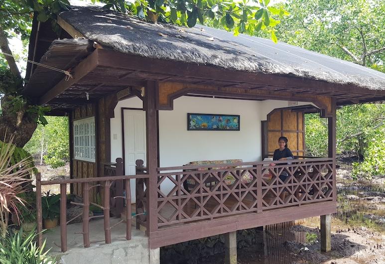 Talikud Island Mangrove Beach Resort, Samal, Habitación doble, balcón, Balcón