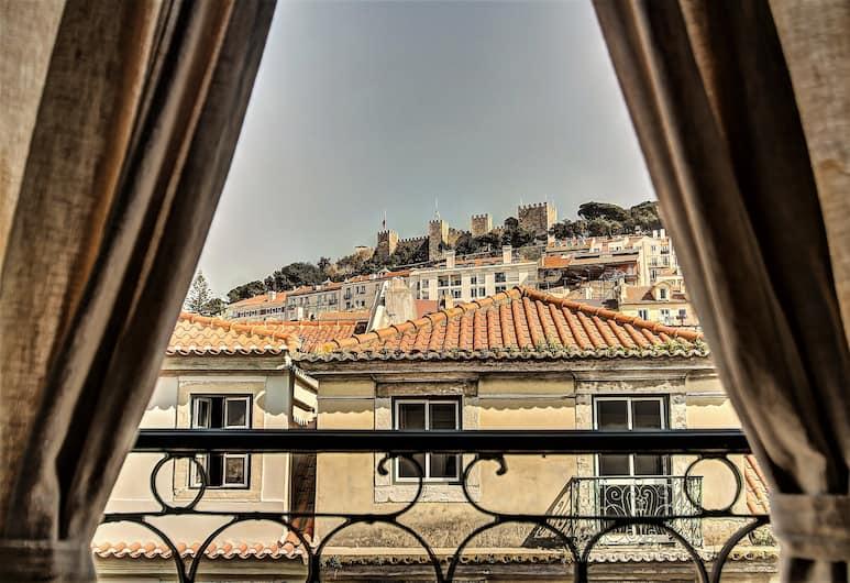 We Love F. Tourists - Hostel, Lisbona, Dormitorio condiviso (1 bed in 6 Bed Dorm), Vista dalla camera