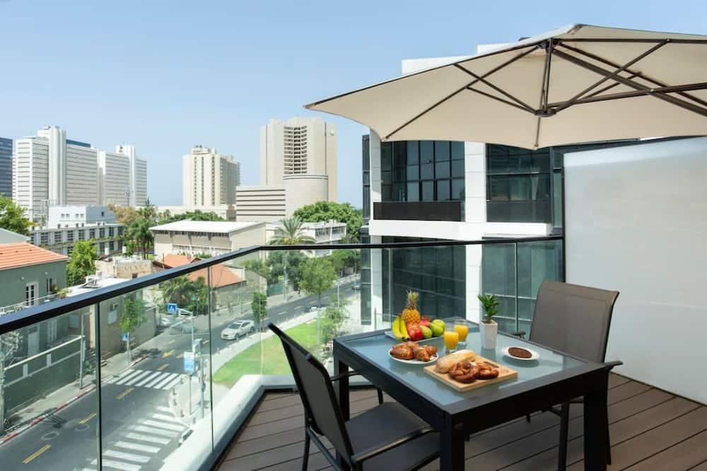 Loft Deluxe - Balcón