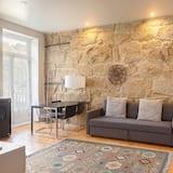 Apartment, 1 Bedroom, Balcony, Garden View - Living Area
