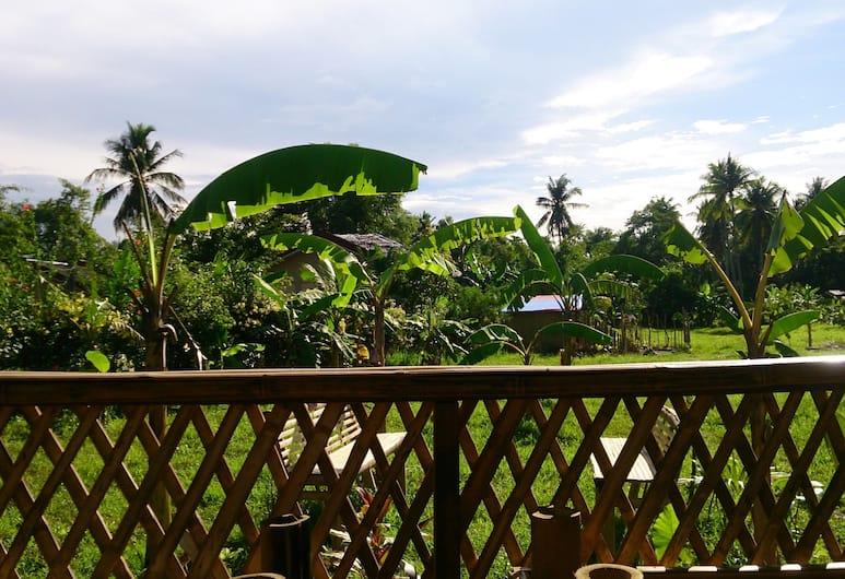香蕉林背包客旅館, El Nido, 花園