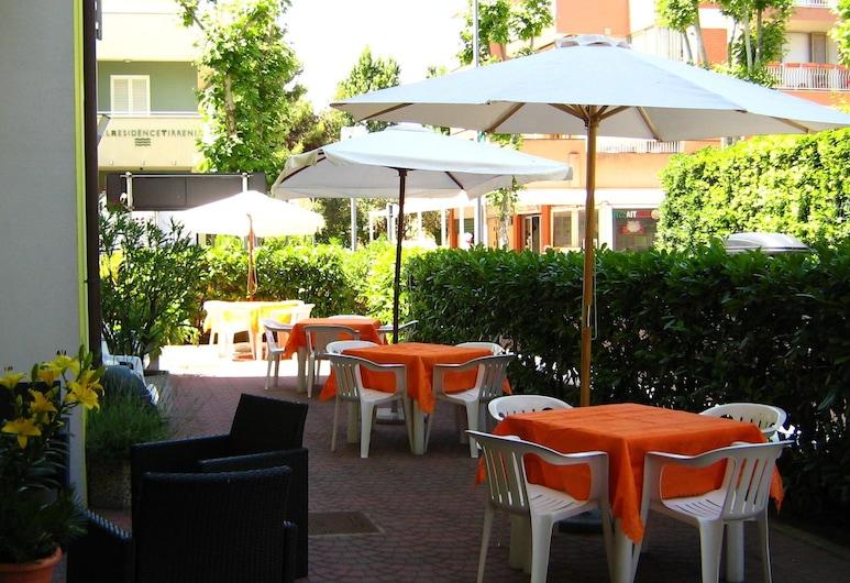 Hotel Dream, Rimini, Terraço/Pátio Interior