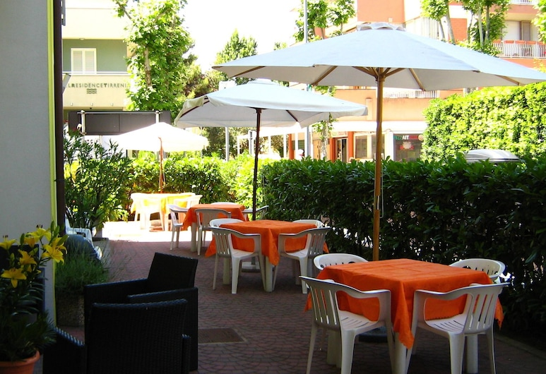 Hotel Dream, Rimini, Terrace/Patio