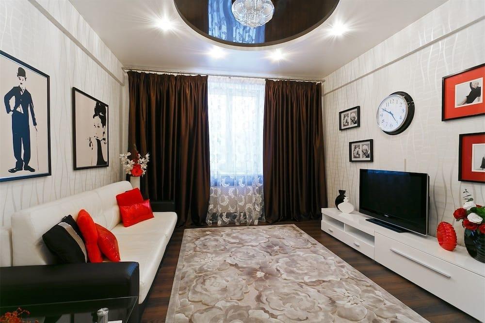 Apartments D on Nezavisimosti 44 - Obývačka