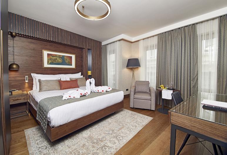Levni Plus Hotel, איסטנבול, חדר דה-לוקס זוגי, נוף מחדר האורחים