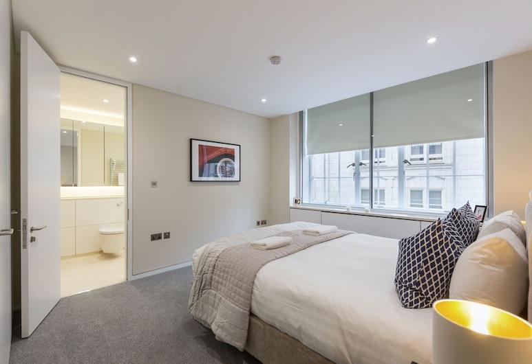 城市時髦酒店 - 艾克希特, 倫敦, 尊尚公寓, 2 間臥室, 客房