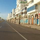 House With 2 Bedrooms in Martil, With Wonderful sea View and Enclosed Garden - 300 m From the Beach