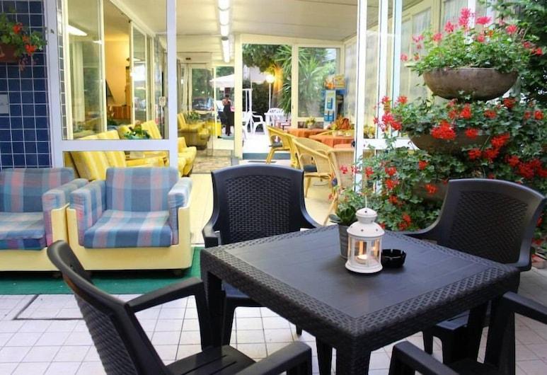 Hotel Vera, Riccione, Terras