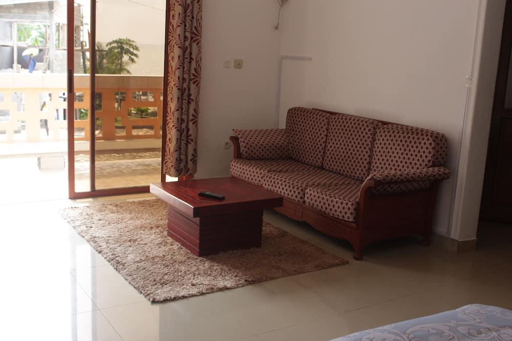 Căn hộ - Khu phòng khách