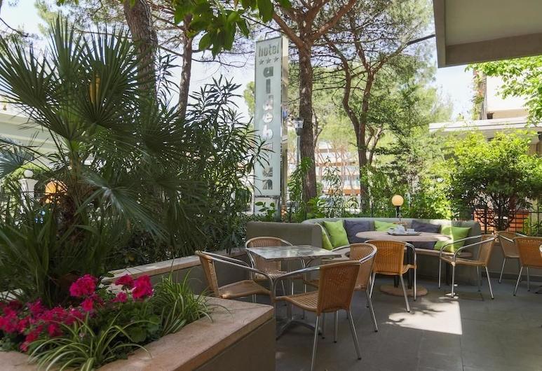 Hotel Aldebaran Riccione, Риччоне, Терраса/ патио